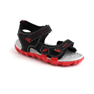 Diamond Men'S Black Sandals