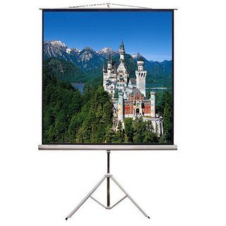 Delta M Series Tripod Projector Screen Size 8 Feet X 6 Feet A++++