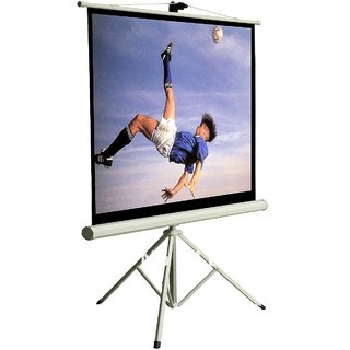 Alfa I Series Tripod Projector Screen Size 6 Feet X 4 Feet A++++