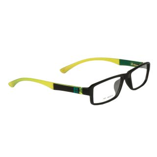 Pears Full Rim Black-Yellow Sheet Frame