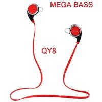 Bluetooth Headset QY8 Wireless 4.1 Handfree Stereo Headphone Earphone Universal