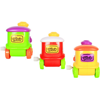 Ole Baby Clockwork Spring Cartoon Cute Gliding Animals Windup Penguin Toy Small Cochain Toys Children's Early Educational Toys for Infants Toddlers 4 Pcs