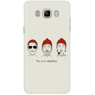 The Fappy Store The Life Aquatic With Steve Zissou Mobile Back Cover