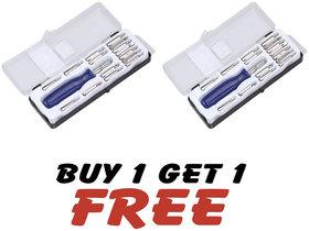 Buy 1 Get 1 Free! Jackly 16 In 1 Screwdriver Tool Kit Set
