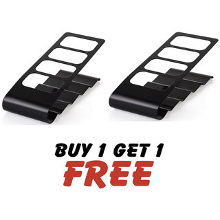 Buy 1 Get 1 Free! Multi Remote Controller Stand Rack Organizer - B1G1REMSTD