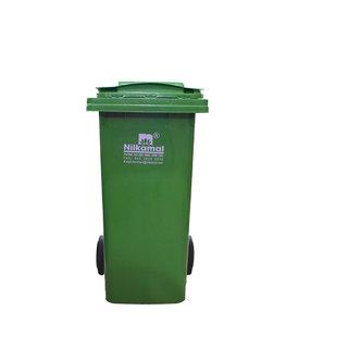 Nilkamal Waste bin 120 litres(Green)