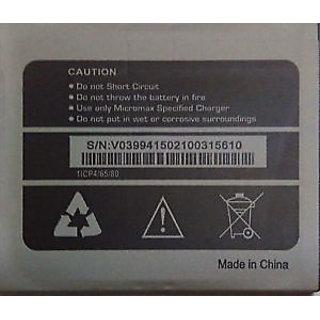 NEW PREMIUM QUALITY Battery for Micromax YU Yuphoria Q5010 2500mah