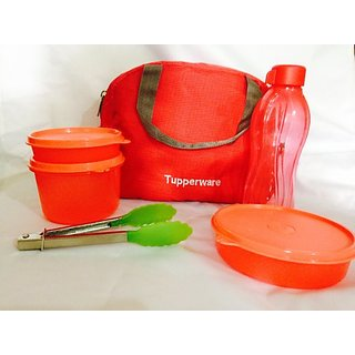 Tupperware Sling a Bling lunch set