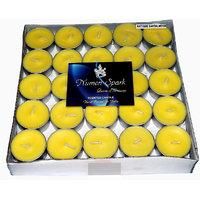 ANTIQUE SANDALWOOD TEA-LIGHT CANDLE(Pack Of 50)