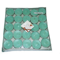 CUCUMBER TEA-LIGHT CANDLE(Pack Of 50)