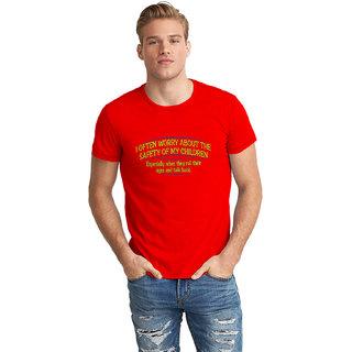 Dreambolic Safety Children Half Sleeve T-Shirt