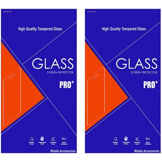 Samsung Galaxy J1  Tempered Glass (Pack of 2)