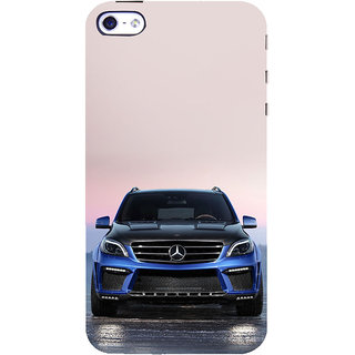 ifasho Amzing blue Car Back Case Cover for   5