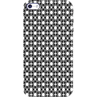 ifasho Modern Art Design Pattern with Lot Of small heart Back Case Cover for Apple iPhone 5