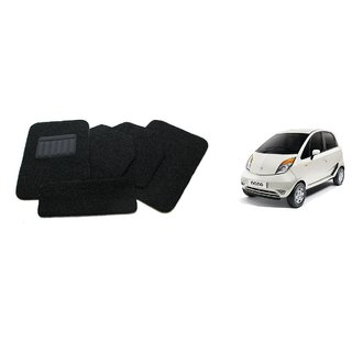 TATA Nano Carpet Car Foot Mat Set of 5 Pcs.