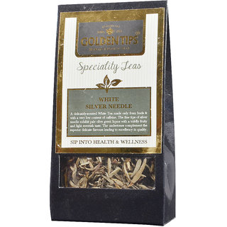 Golden Tips Silver Needle White Tea - SP, 60g