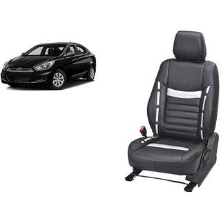 Hyundai Accent PU Leatherite Car Seat Cover- PU0007