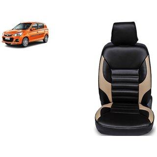 Maruti Alto k10 PU Leatherite Car Seat Cover- PU0022