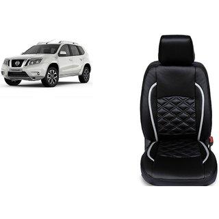 Nissan Terrano  PU Leatherite Car Seat Cover- PU0021