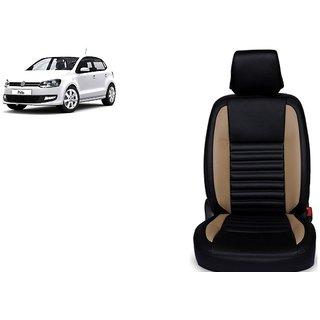 Volkswagen Polo PU Leatherite Car Seat Cover- PU0020