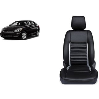 Hyundai Accent PU Leatherite Car Seat Cover- PU0033