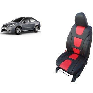 Maruti SX4 PU Leatherite Car Seat Cover- PU0011