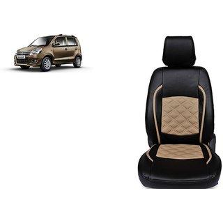 Maruti WagonR PU Leatherite Car Seat Cover- PU0010
