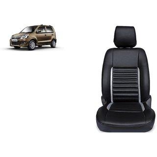 Maruti WagonR PU Leatherite Car Seat Cover- PU0023