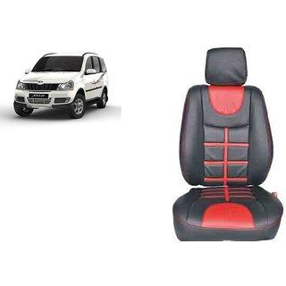 Mahindra Xylo PU Leatherite Car Seat Cover- PU0024
