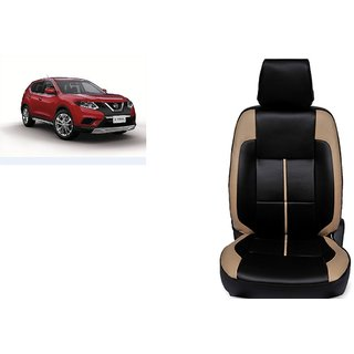 Nissan X-Trail PU Leatherite Car Seat Cover- PU0019