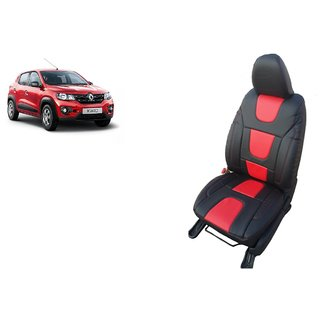 Renault Kwid PU Leatherite Car Seat Cover- PU0011