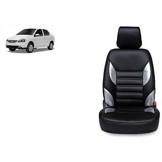 Tata Indigo PU Leatherite Car Seat Cover- PU0003