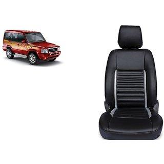 Tata Sumo PU Leatherite Car Seat Cover- PU0033