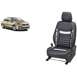 Volkswagen Vento PU Leatherite Car Seat Cover- PU0007