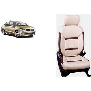 Volkswagen Vento PU Leatherite Car Seat Cover- PU0015