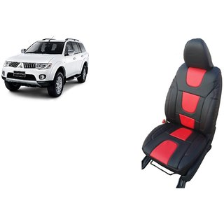Mitsubishi Pajero PU Leatherite Car Seat Cover- PU0011