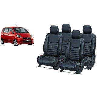 Maruti Zen Estillo PU Leatherite Car Seat Cover- PU0027