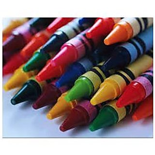 Set of 36 PC Crayon Color