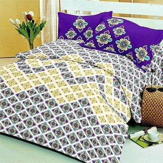 Multi Colour Multi Colour Single Bedsheet Sets (Bedsheet (Single))