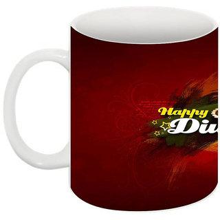 Abha Gaurav Creations Printed Mug