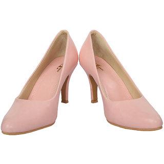 Claude Lorrain Women's Pink Heels