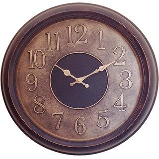 eCraftIndia Premium Analog ABS Wall Clock
