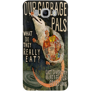 The Fappy Store Garbage Pals Mobile Back Cover
