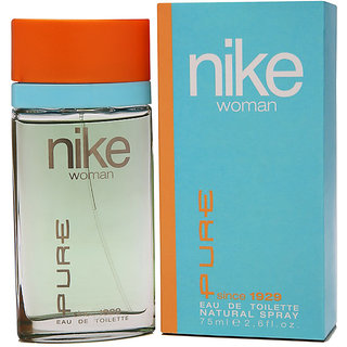 a8d4d970bca0ea Buy Nike Pure Woman Perfume Of 75 ml (EDT) Online   ₹599 from ShopClues