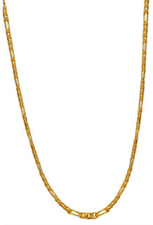 Charms Gold Plated Alloy Chain