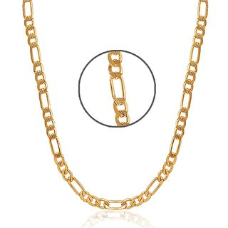 Dipali Gold Plated Alloy Chain for Men