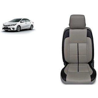 Toyota Corolla PU Leatherite Car Seat Cover- PU0018