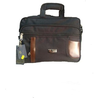 Lather Mens Hand Made Bags Black