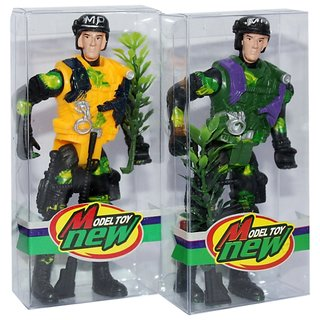 Scrazy Model Toy New Set of 2