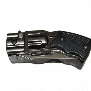 Knife Gun Shape High Quality Stylish Refillable Cigarette Lighter